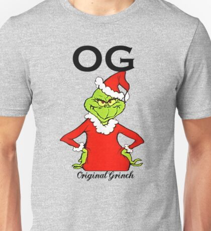 OG Original Grinch  Unisex T-Shirt