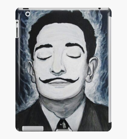 I see clearer with my eyes closed than you do with your eyes open iPad Case/Skin