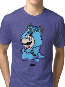 It's a-me! Sulley! Tri-blend T-Shirt