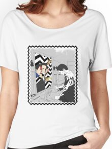 Twin Peaks Broken Mirror Women's Relaxed Fit T-Shirt