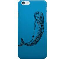Tribal ~ Sperm Whale iPhone Case/Skin