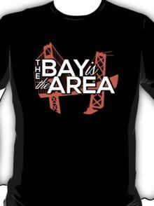 Bay Area Bridges Tee T-Shirt