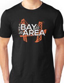 Bay Area Bridges Tee Unisex T-Shirt