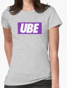 UBE Propaganda Womens Fitted T-Shirt