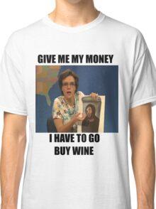 The Beast Jesus Lady Classic T-Shirt