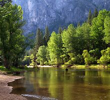 Yosemite Valley by algill