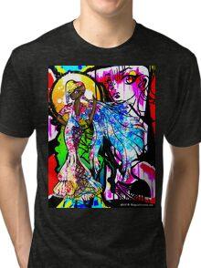 No Apologies! Tri-blend T-Shirt
