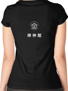 Zen Shin Kan Women's Fitted Scoop T-Shirt