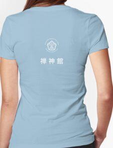 Zen Shin Kan Womens Fitted T-Shirt