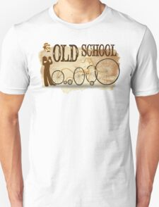 Old School Bike Unisex T-Shirt