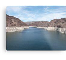 Spectacular Hoover Dam USA Metal Print