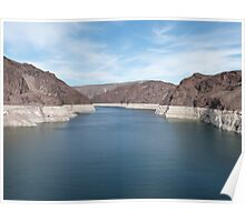 Spectacular Hoover Dam USA Poster