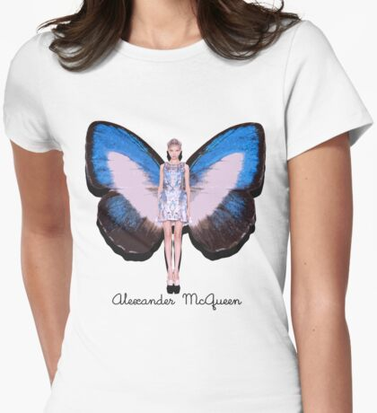 Papilio Womens Fitted T-Shirt