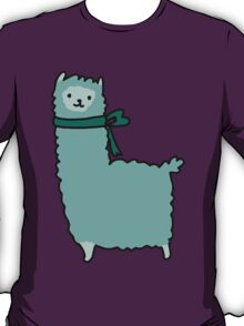 Bow Alpaca T-Shirt