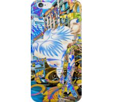 Maiden of SF in Sunset Bloom iPhone Case/Skin