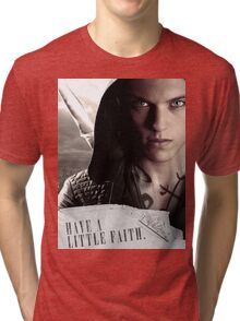 Have a little faith Tri-blend T-Shirt