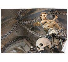 Bones and Cherubs Poster
