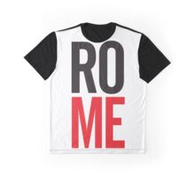 Rome – Me Graphic T-Shirt