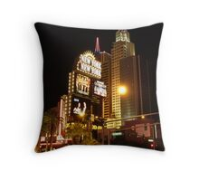 New York New York Throw Pillow