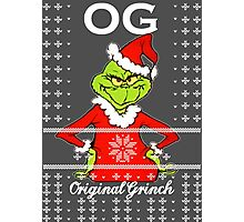 OG Ugly Sweater Photographic Print