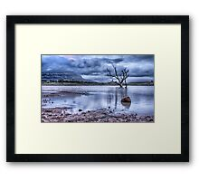 Winterly Rawnsley Park Framed Print