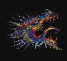 Dragon of Rainbows by BadheadGadroon