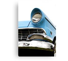 Chrome Bumpers 02 Canvas Print