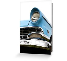 Chrome Bumpers 02 Greeting Card