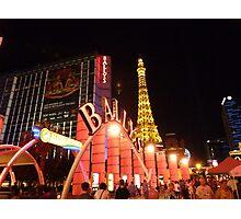 Ballys Las Vegas Photographic Print