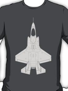 Lockheed F-35B Lightning II (Light) T-Shirt