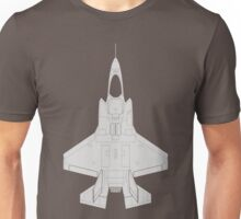 Lockheed F-35B Lightning II (Light) Unisex T-Shirt