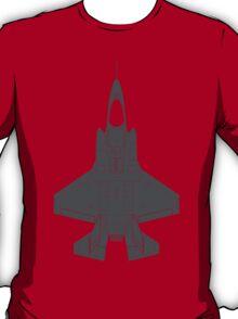 Lockheed F-35B Lightning II (Dark) T-Shirt