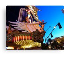 Harrahs Vegas Canvas Print