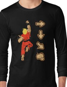 Know your Fighting Skills v2.0 Long Sleeve T-Shirt
