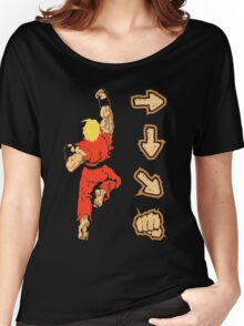 Know your Fighting Skills v2.0 Women's Relaxed Fit T-Shirt