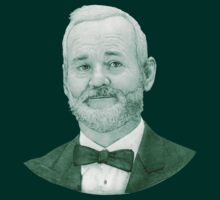 Bill Murray Bow Tie by penwork