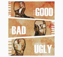 Good Bad and Ugly - Texture by Adam Angold