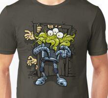 monsters at the door Unisex T-Shirt