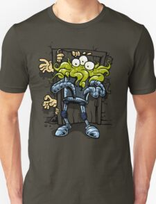 monsters at the door T-Shirt