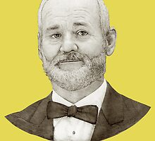 Happy Bill Murray Birthday by penwork