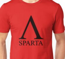 Sparta Lambda Unisex T-Shirt