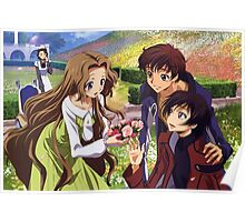 Code Geass - What Could Have Been Poster