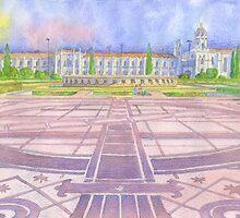 praça do Império. Lisbon by terezadelpilar~ art & architecture