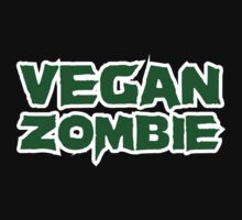 Vegan Zombie by BrightDesign