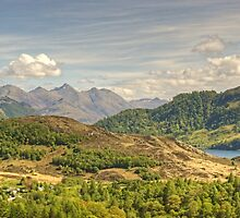 The Five Sisters Of Kintail by VoluntaryRanger