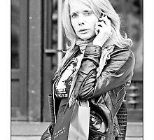 Rosanna Arquette - Can You Hear Me Now? by Ron Dubin