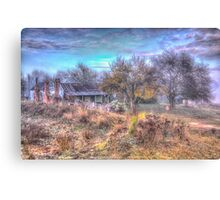 Old Reliable  #3 - Hill End NSW - The HDR Experience Canvas Print
