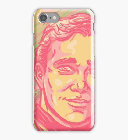 Kirk iPhone Case/Skin