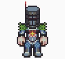 Solaire of Astora Sprite by Shoehead