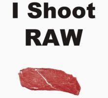 I Shoot Raw by thonghj